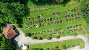 Friedhof Wengen Riedsend