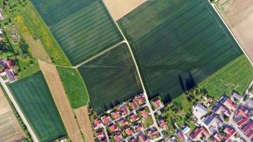 Via Danubia ? zwischen Ober- und Unterthürheim